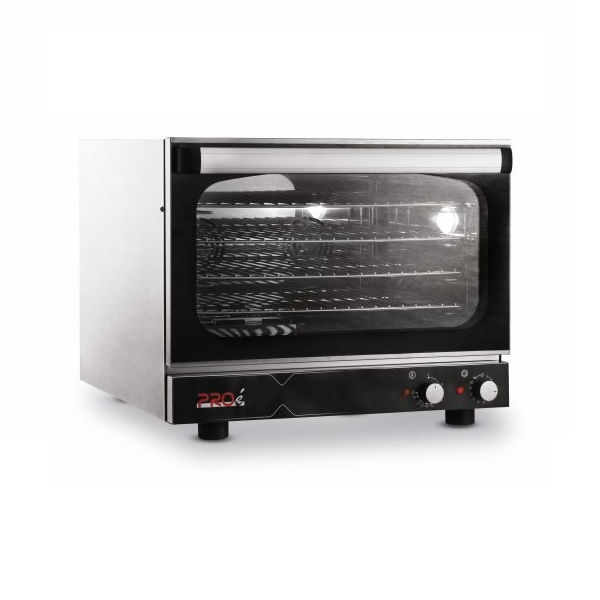HORNO ELECTRICO SV-36M 220II 4KW 600X400/GN 1/1(530×325)