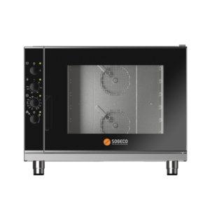 HORNO HOSTELERIA ELECTRICO B.Chef 6XGN1/1 MECANICO/DIGITAL/LCD