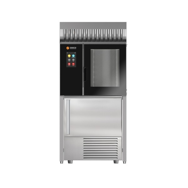 Horno GASTRONORM ELECTRICO/GAS COOK&CHILL CCE071