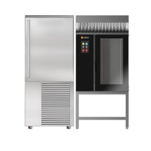 Horno GASTRONORM ELECTRICO/GAS COOK&CHILL CCE111