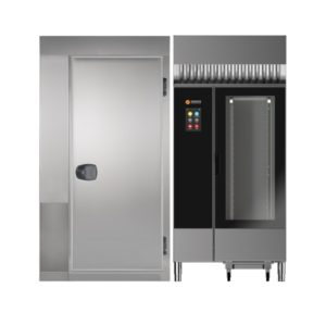 Horno GASTRONORM ELECTRICO/GAS COOK&CHILL CCE201