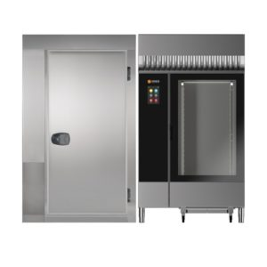 Horno GASTRONORM ELECTRICO/GAS COOK&CHILL CCE202