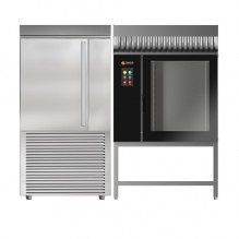 Horno GASTRONORM ELECTRICO/GAS COOK&CHILL CCE102