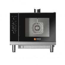 HORNO HOSTELERIA GAS b.Chef 6XGN1/1 MECANICO/DIGITAL/LCD